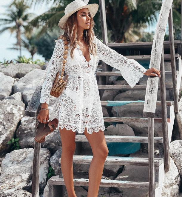 Восхитительно красиво: 30 идеальных моделей летних платьев 2018!