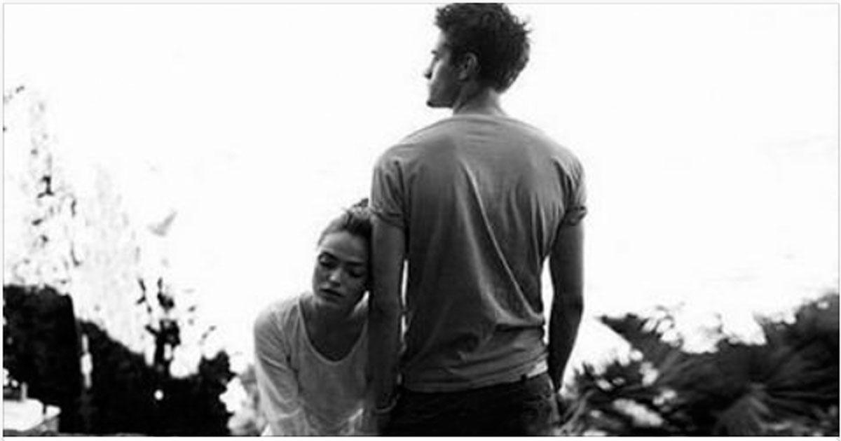 Прекрасное стихотворение: Спросила дочь у матери совета: «Что делать мне? Я мужа не люблю!»