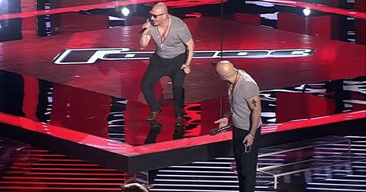 """Нагиев был поражен, когда увидел своего двойника! Поразительное сходство – Жан Осян """"Unchain My Heart"""""""
