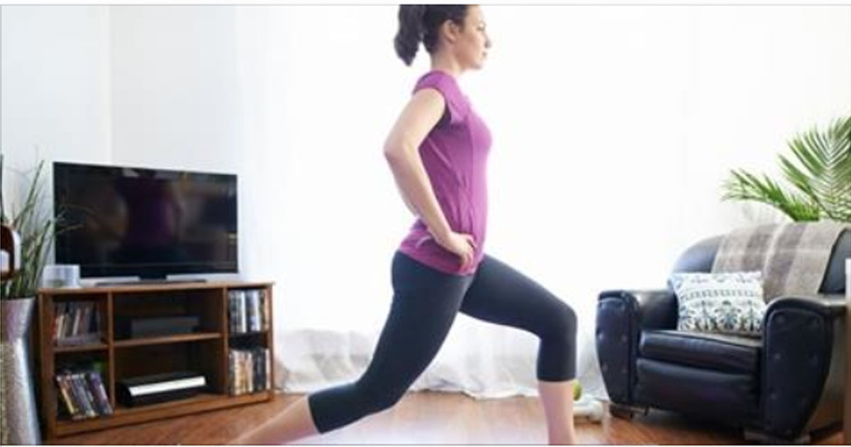 Убираем лишний жирок: Жиросжигающая тренировка для всех групп мышц