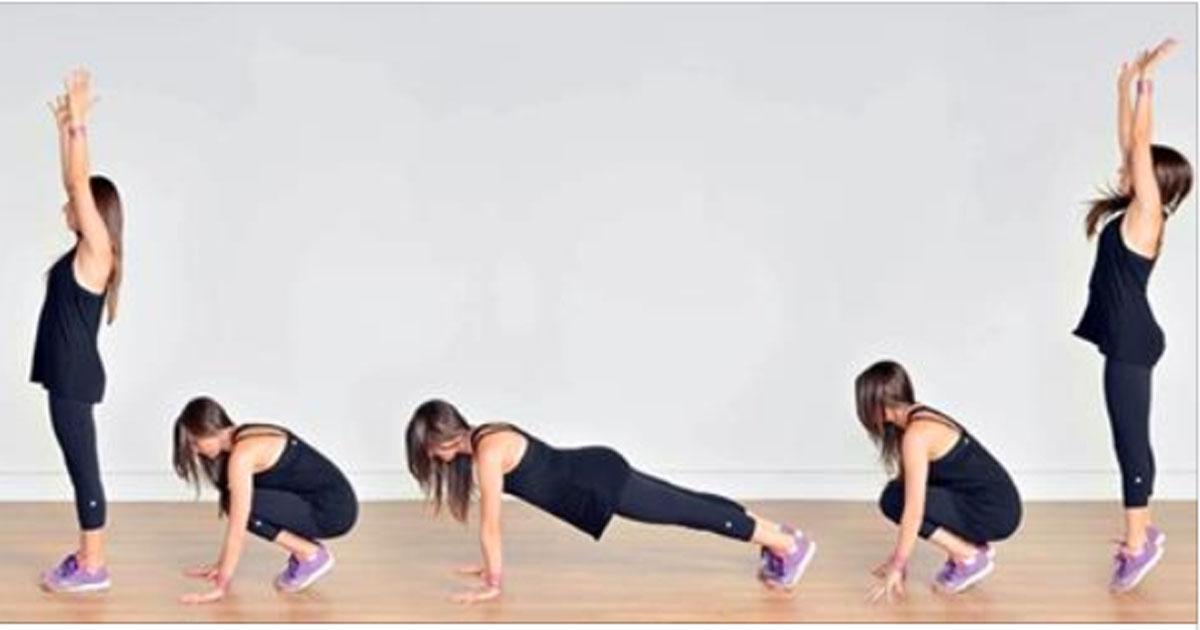 Сжигаем максимум калорий: мощная тренировка по системе Табата