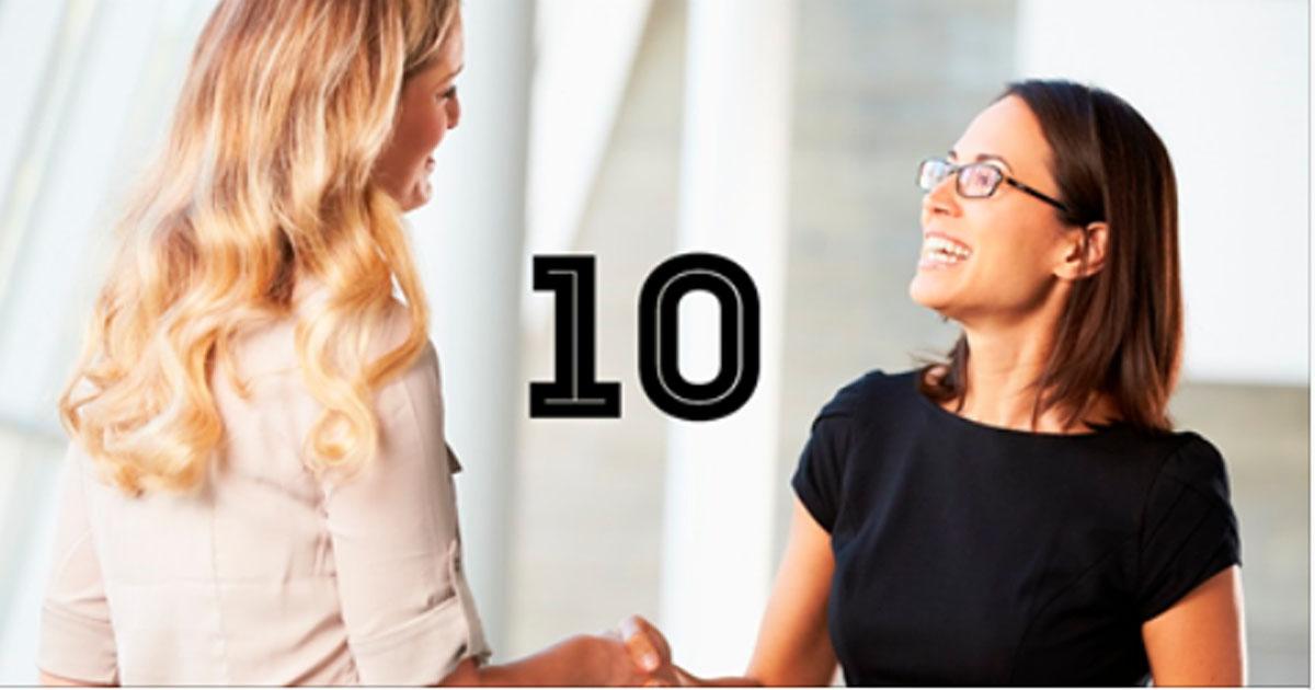 Десятка простых комплиментов, которые расположат к вам окружающих