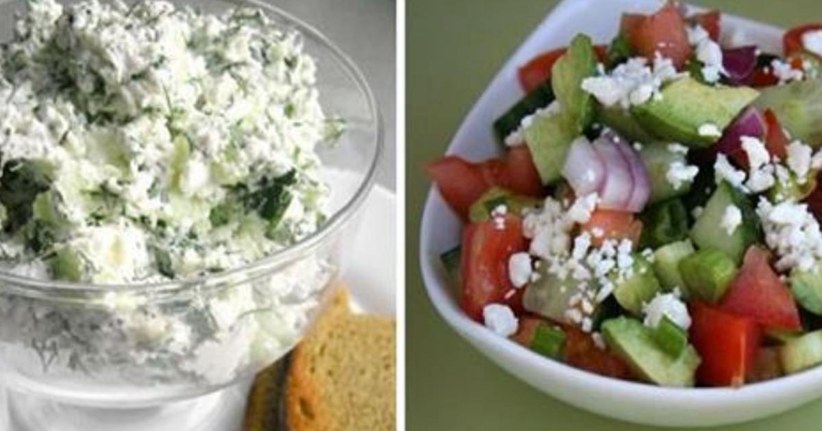 Топ-7 идей фитнес-ужина для сидящих на диете