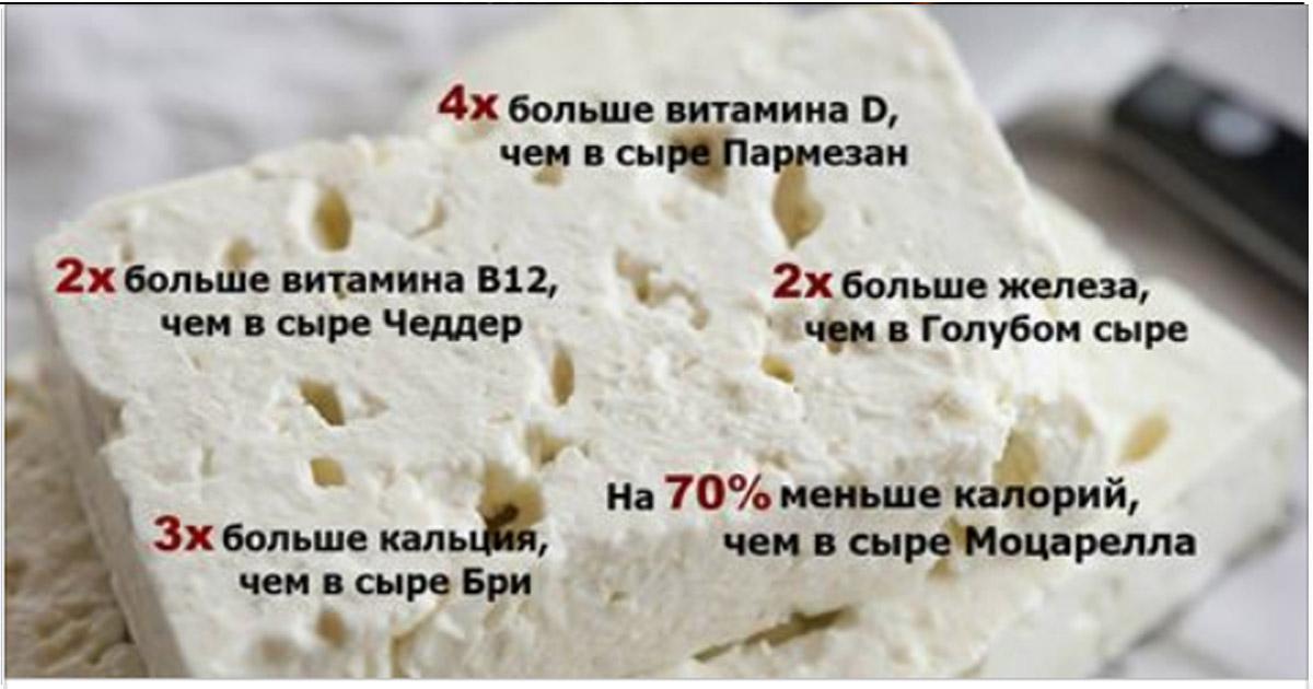 Фета – самый полезный сыр в мире! Вот 5 причин, почему это так!