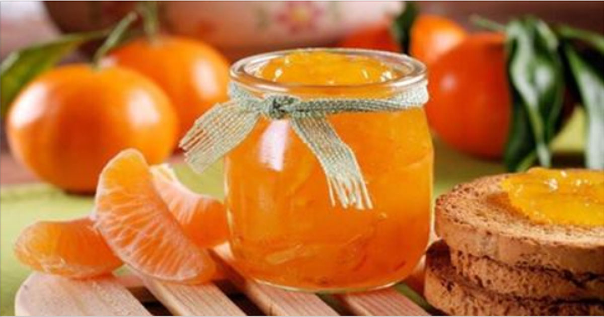 Очень ароматное варенье из мандаринок — 13 рецептов!