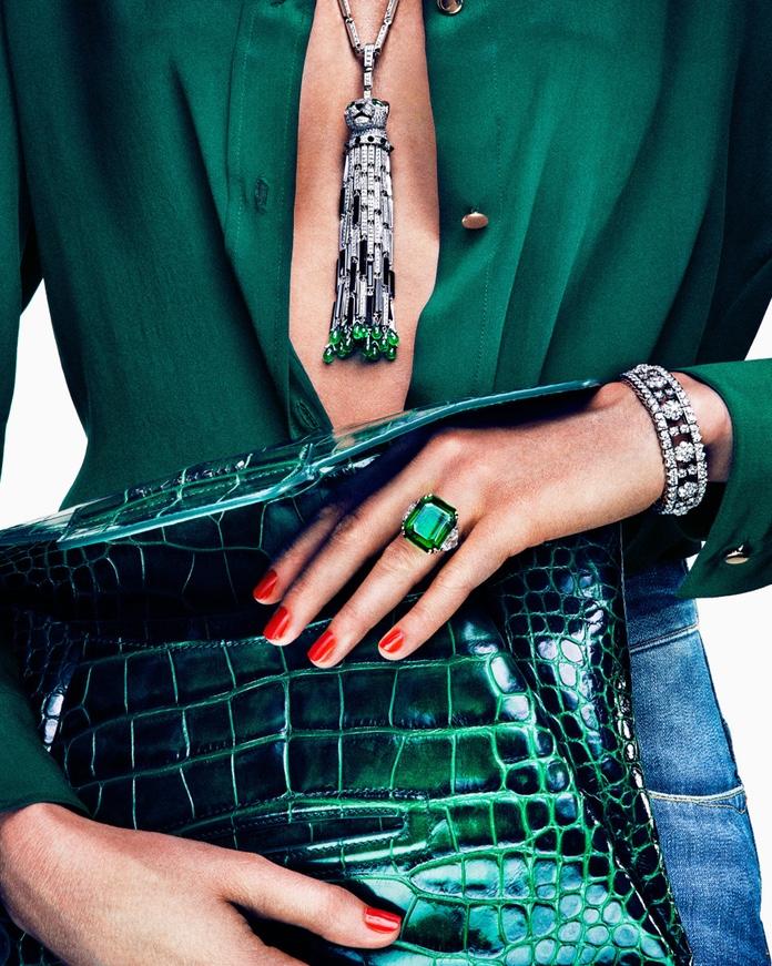 Роскошный изумруд: 6 ультра-стильных образов в модном цвете