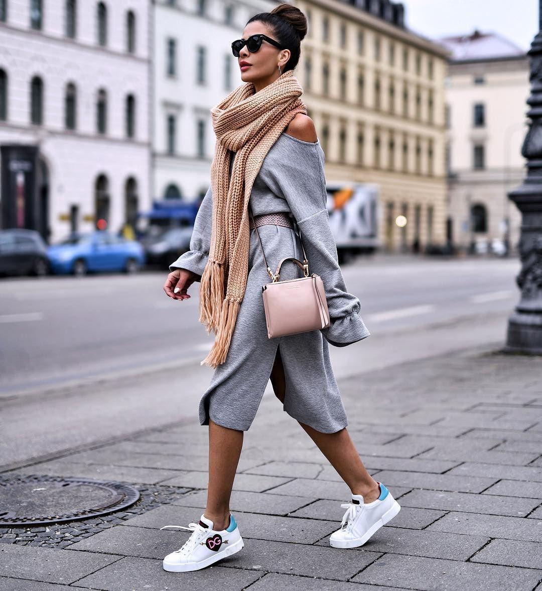 Стиль casual весной 2018: 25 потрясающих образов для стильных женщин