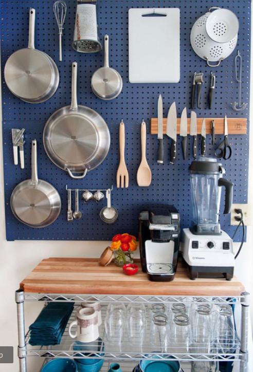 Хранение на кухне: 20 полезных идей, которые пригодятся каждому…