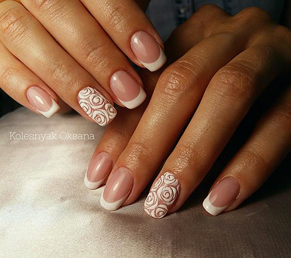 Весна в дизайне для ногтей Прекрасный маникюр в 2019 году