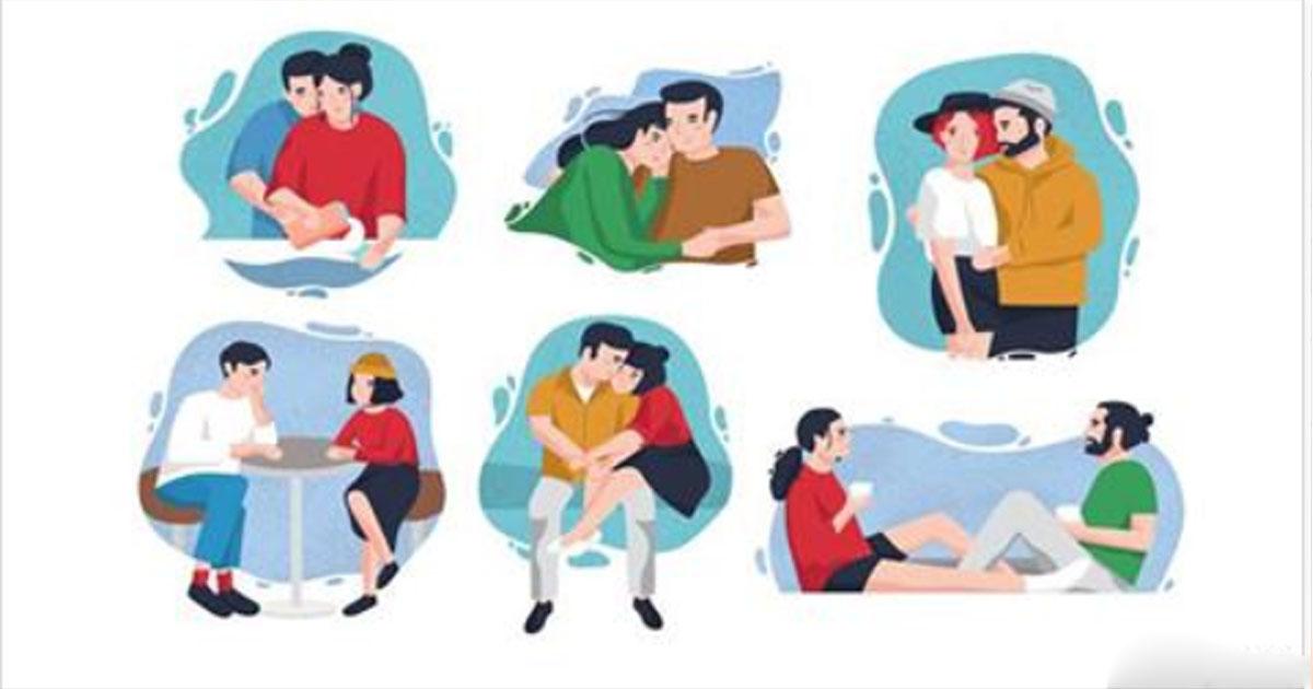 Наука говорит, что самые здоровые отношения — это 3 основные черты