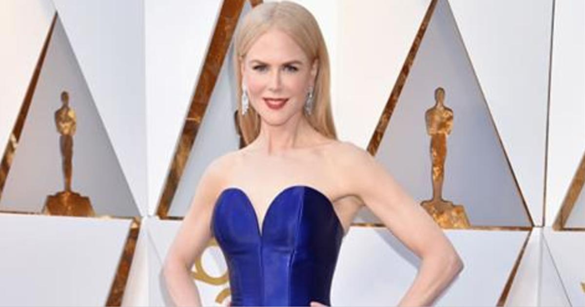 Самые яркие платья церемонии «Оскар — 2018»
