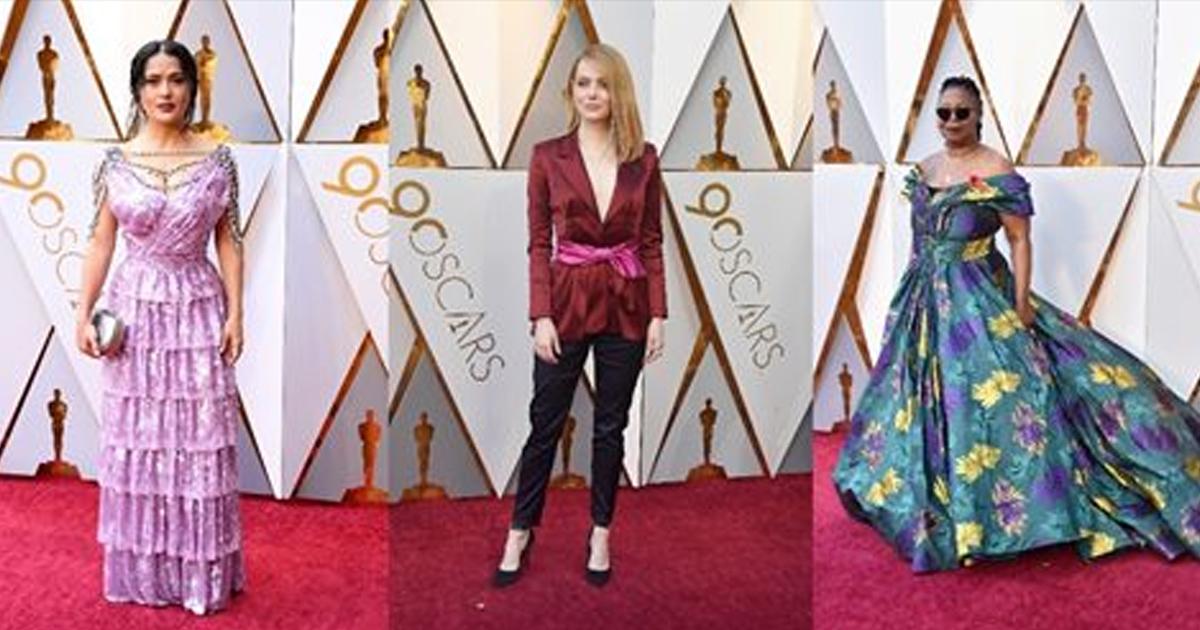«Оскар-2018»: самые неожиданные и странные образы
