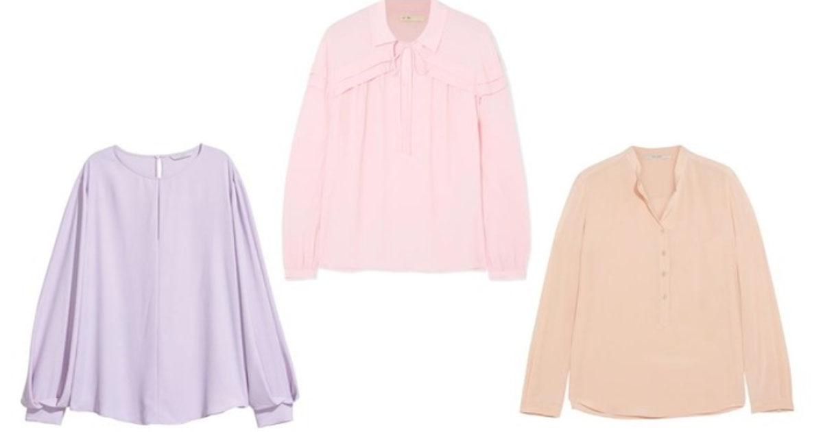 15 женских блузок, которые будут в моде этой весной