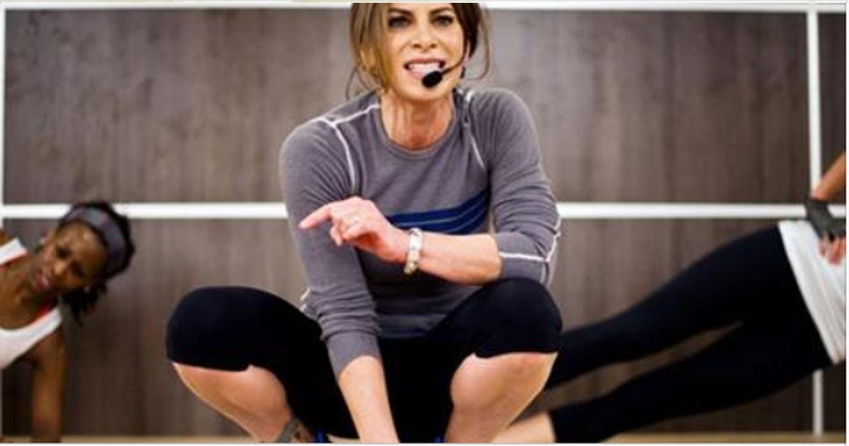 Прокачай свое тело: тренировка от лучшего тренера Джиллиан Майклс