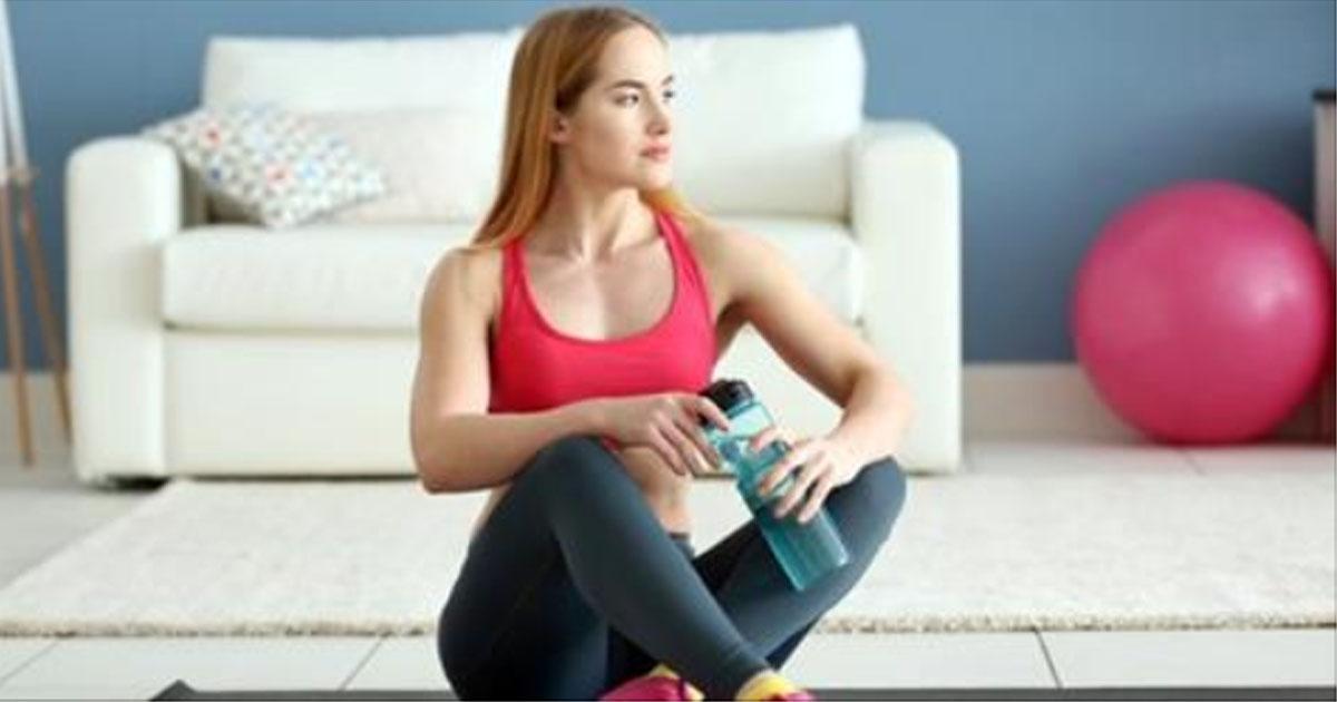 Шикарное тело: 4 эффективных упражнения от целлюлита в гифках