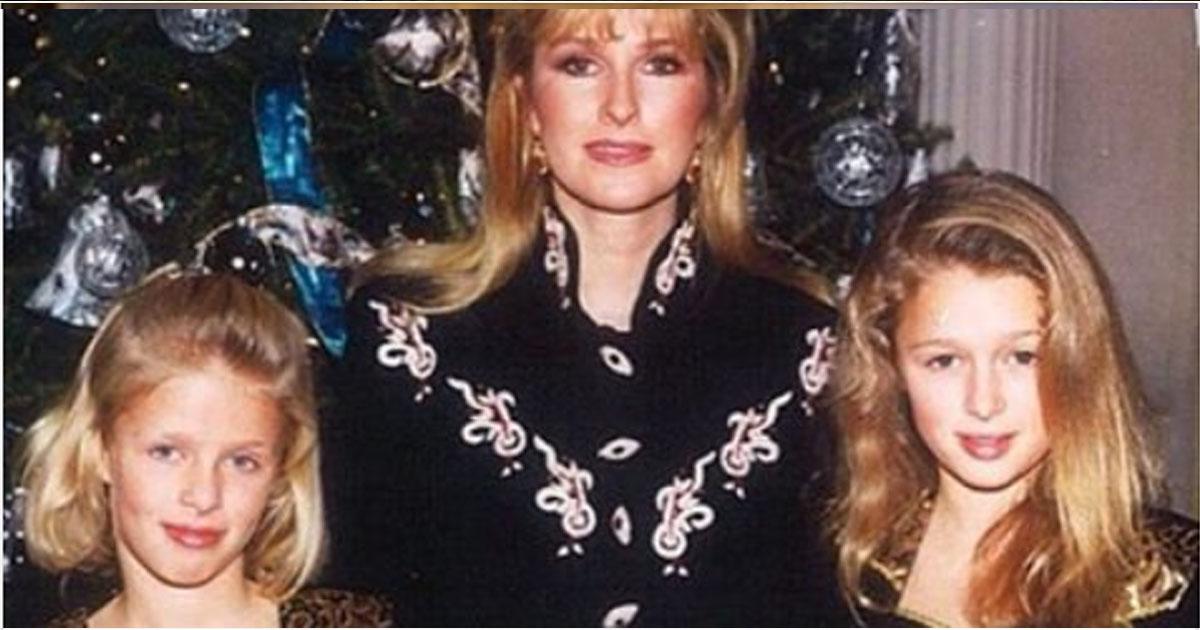 Какие красотки: Пэрис Хилтон показала архивные фотографии с мамой и сестрой Ники