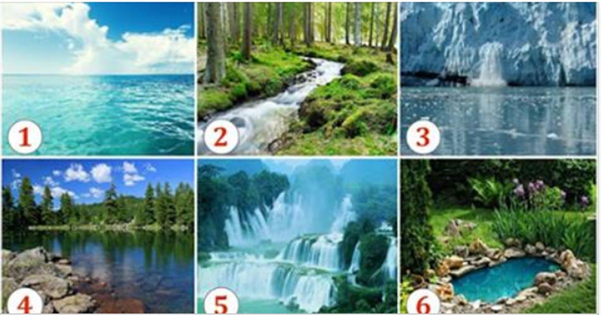 Тест: Выберите водоем, возле которого вы бы хотели очутиться, узнайте о себе много нового!