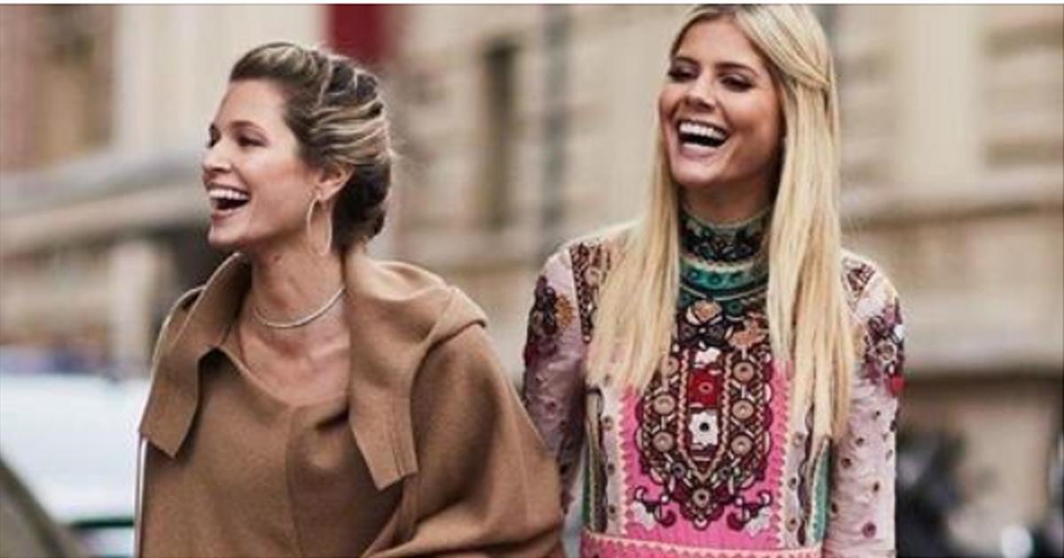Как по одежде определить счастливую женщину: 5 основных признаков