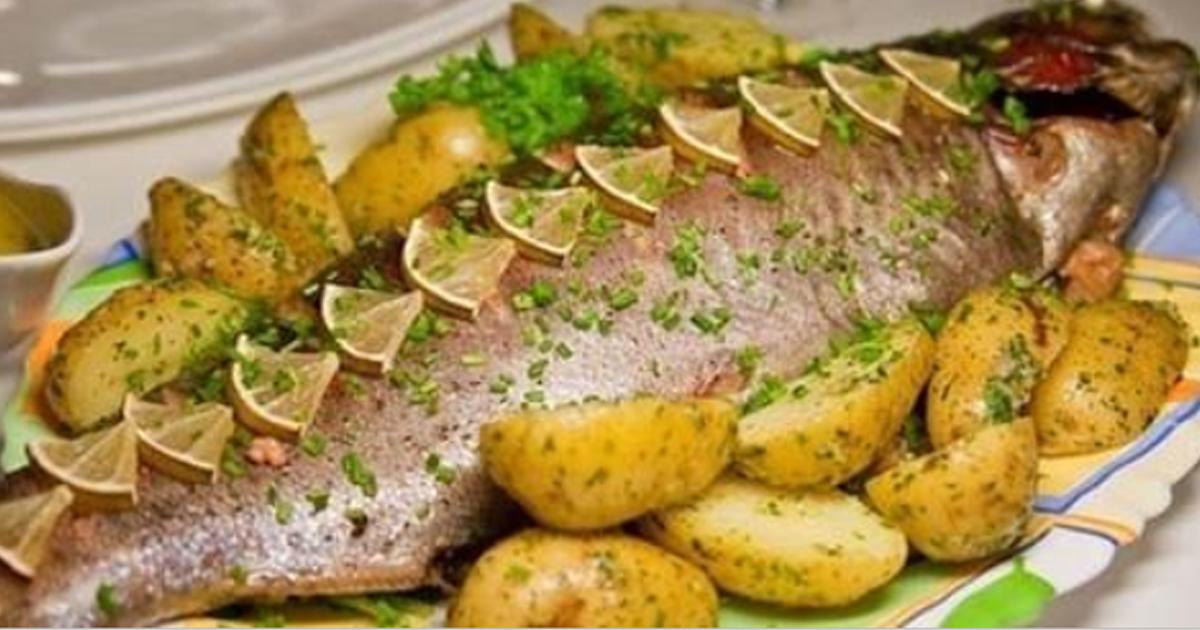 Рыба в духовке — 3 самых лучших рецепта и пару лучших полезных советов
