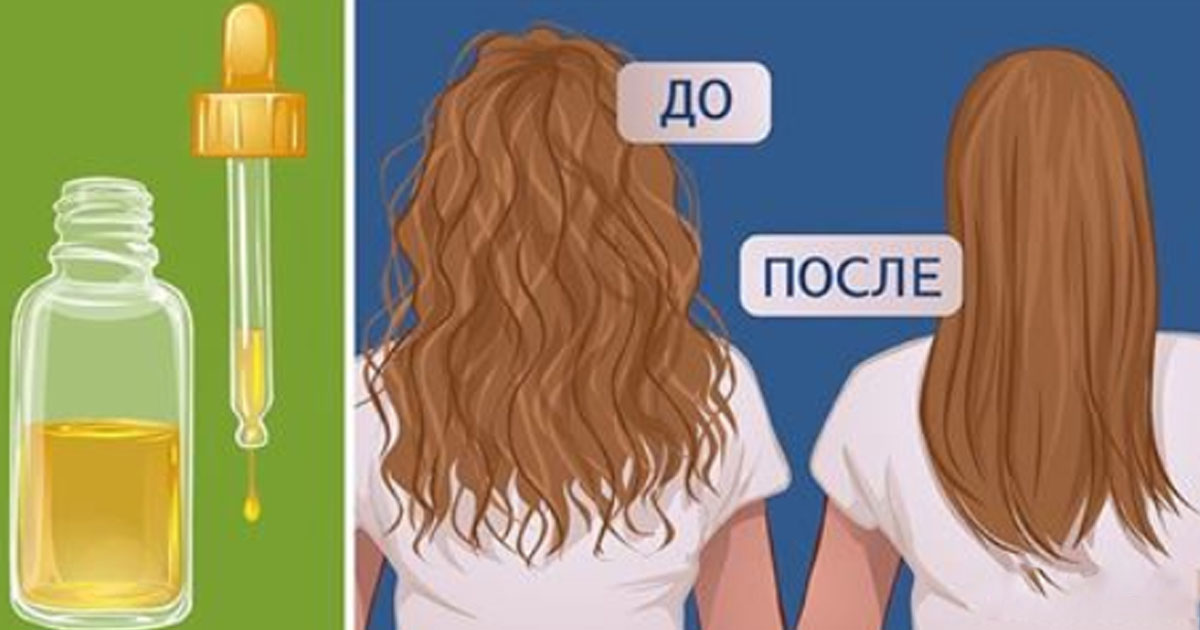 7 масел для оздоровления волос