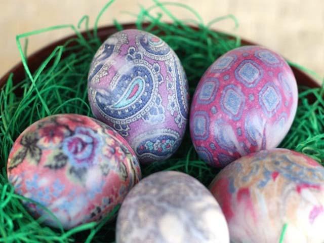 Как красить яйца на Пасху 2018 своими руками — 20 лучших способов