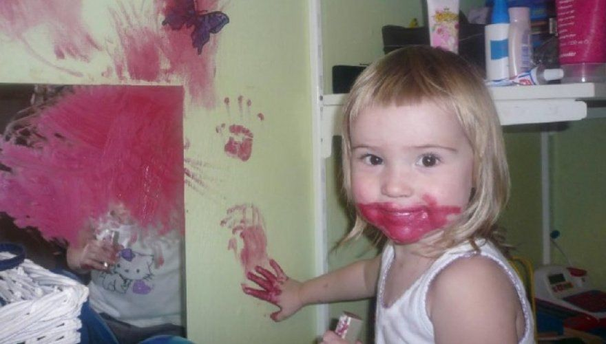 30 фото, когда мама лишь на секундочку отвернулась