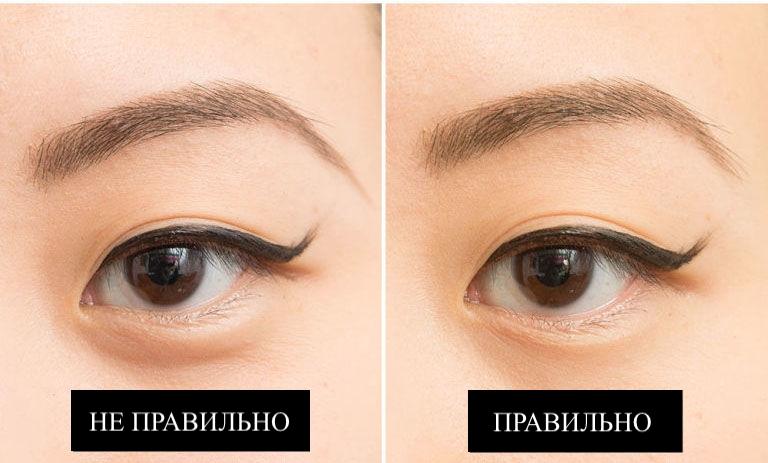 10 ошибок при нанесении макияжа, которые женщина совершает каждый день
