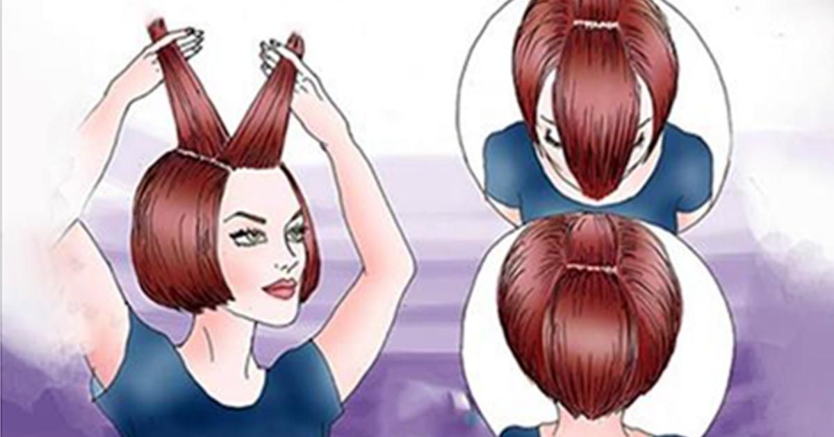 17 хитростей простой и быстрой укладки волос
