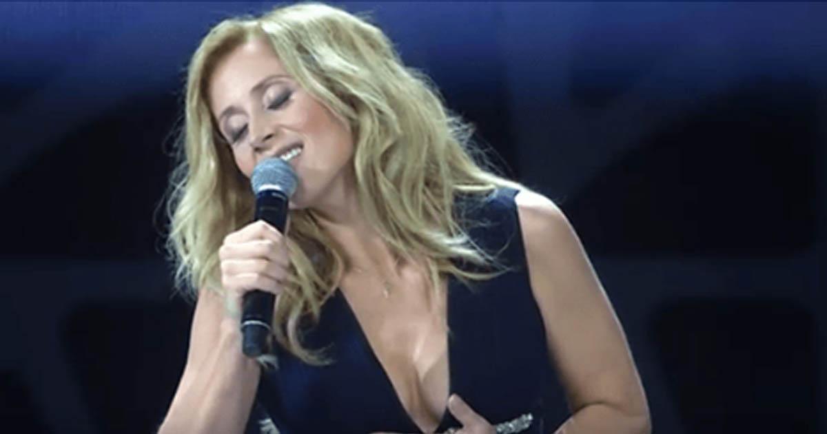 Лара Фабиан спела песню Аллы Пугачевой «Любовь похожая на сон»