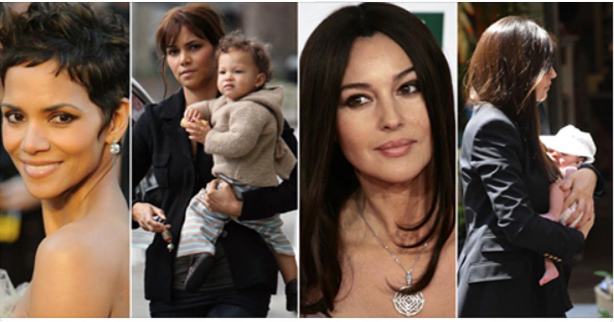 Мама или бабушка? Голливудские знаменитости, которые родили после 45 лет
