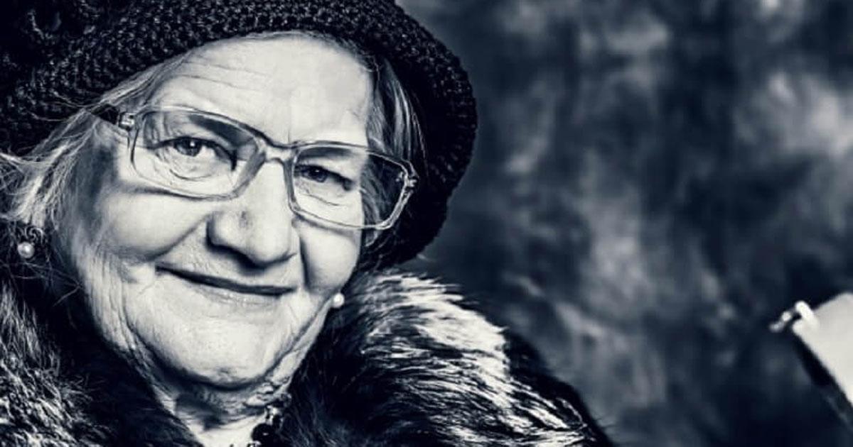Письмо 83-летней бабушки, которое она написала своей подруге