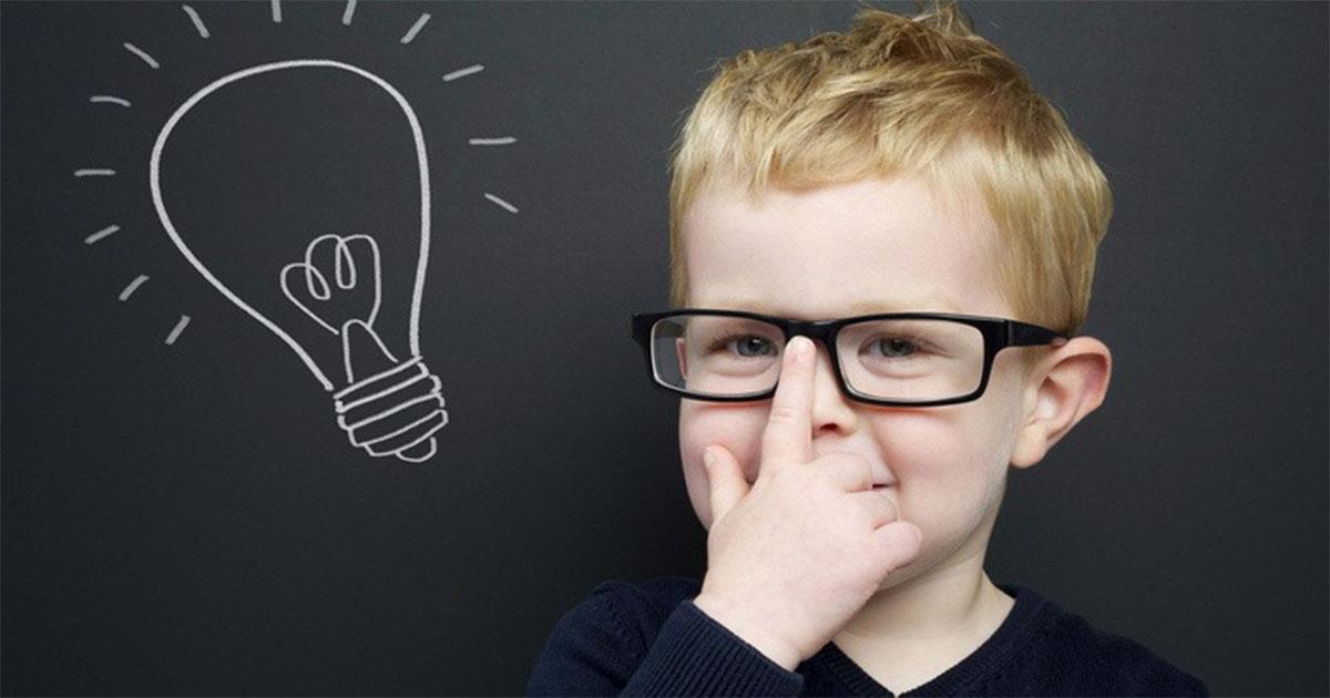 Любопытная задача, которую задают 6-летним детишкам при поступлении в одну из школ