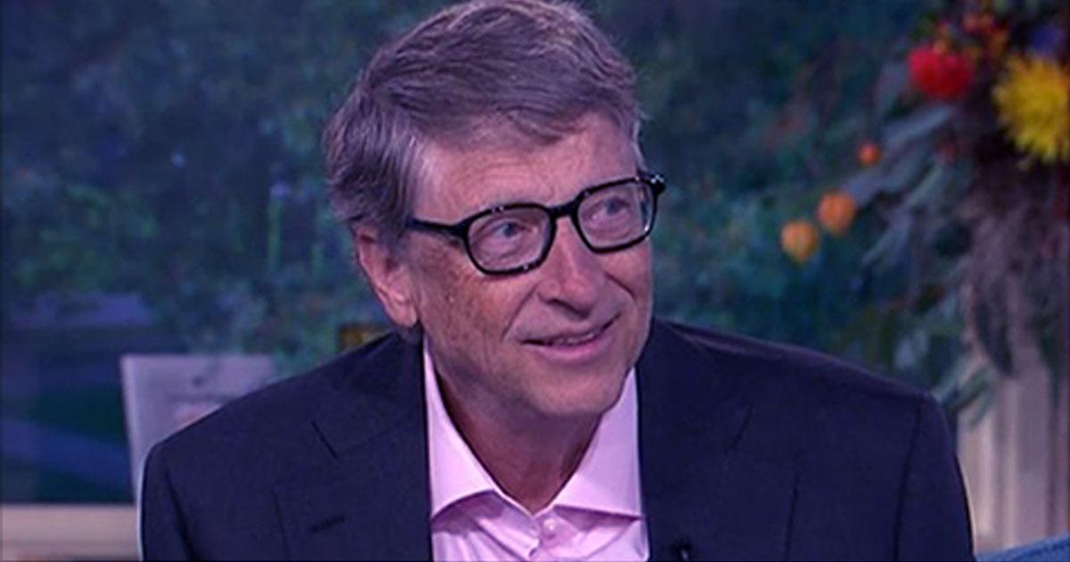 Билл Гейтс: Из всех своих денег я не оставлю детям ни цента!