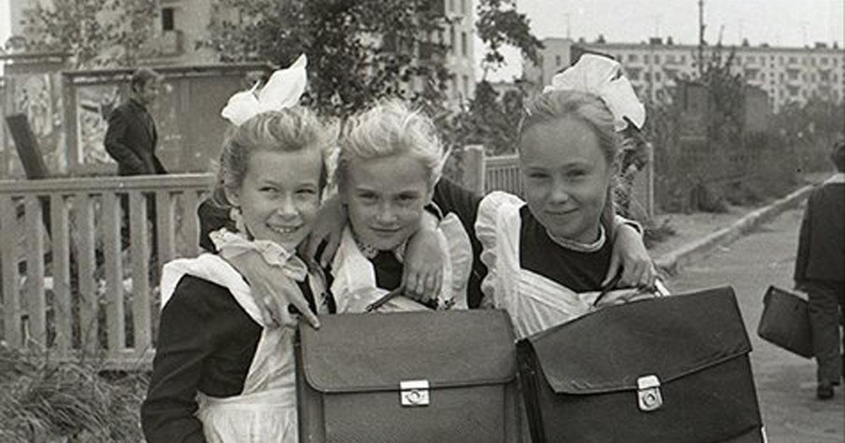 Топ-25 вещей советского детства