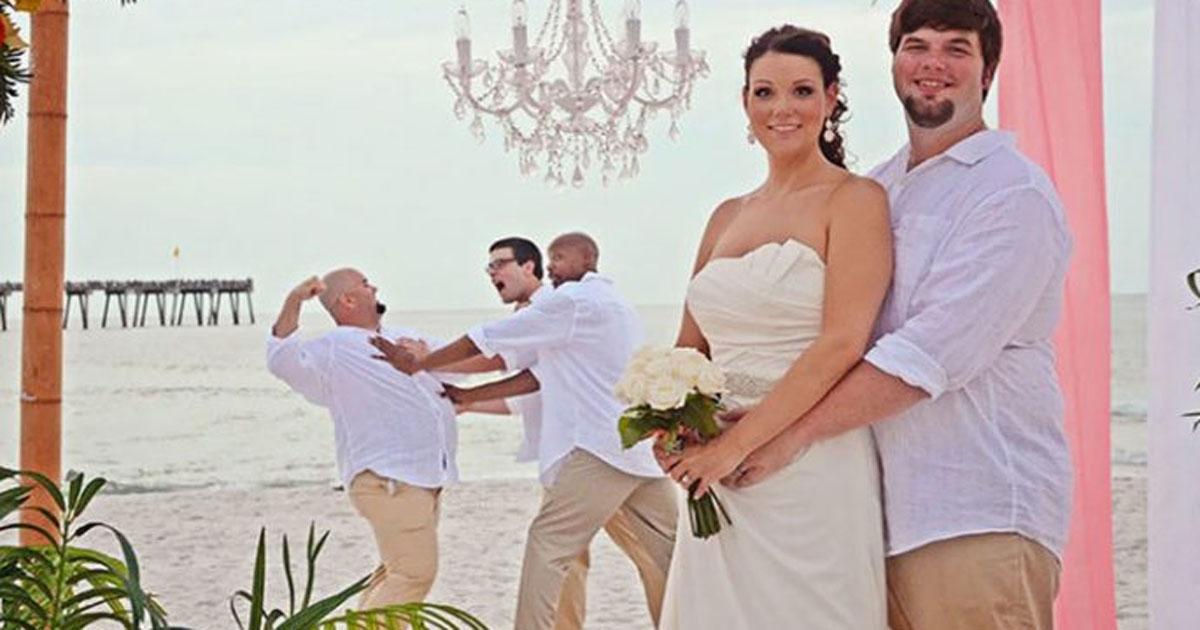20 фото со свадеб, которые не должны были попасть в Интернет