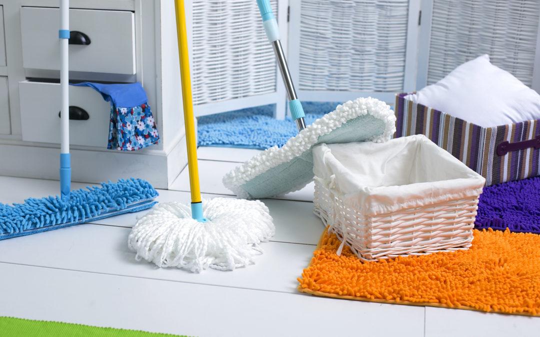 12 привычек людей, у которых дома всегда чисто.