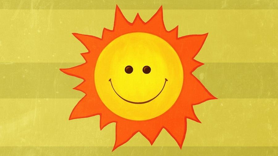 Тест: Выберите Солнце