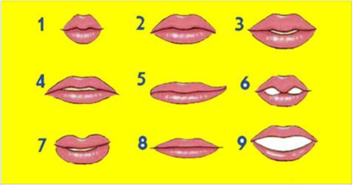 Вот какая Вы женщина, согласно форме ваших губ. Точность 98%
