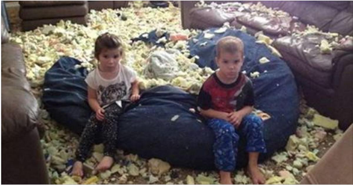 10 фото, когда родители отвернулись на минуточку