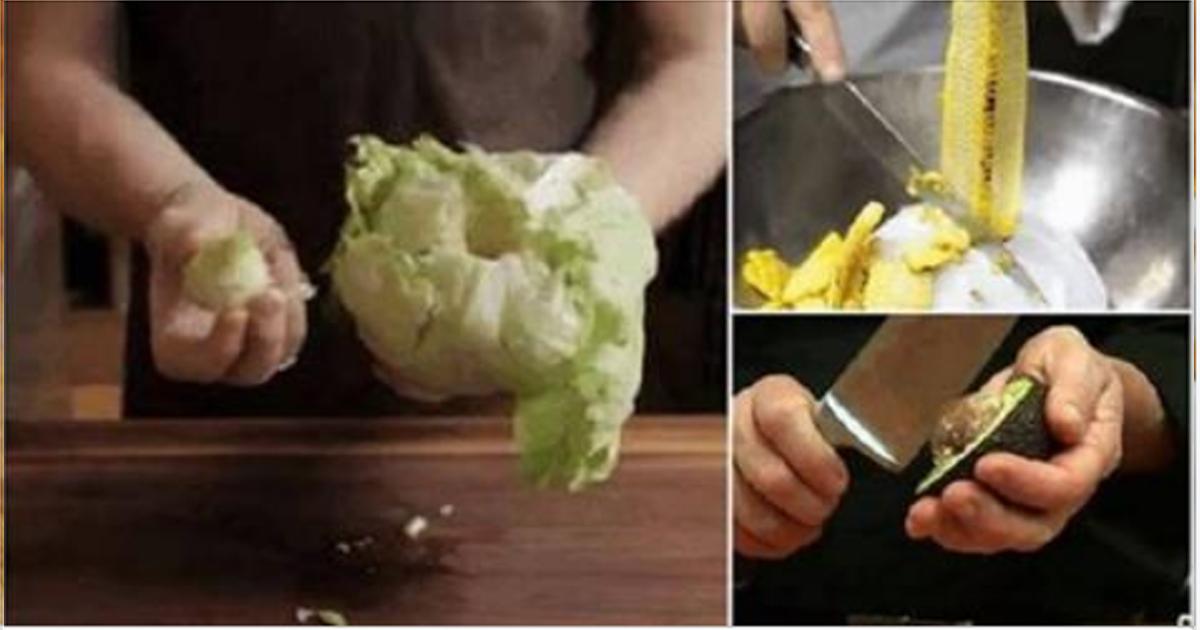 27 трюков на кухне, которые полезно знать каждой хозяйке