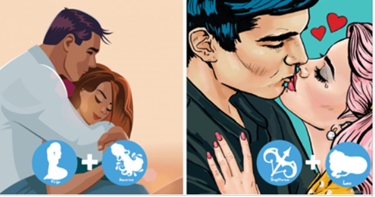 Пары знаков Зодиака, которые лучше всего подходят для долгих семейных отношений