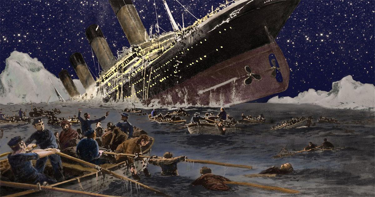 О людях, выживших на «Титанике»
