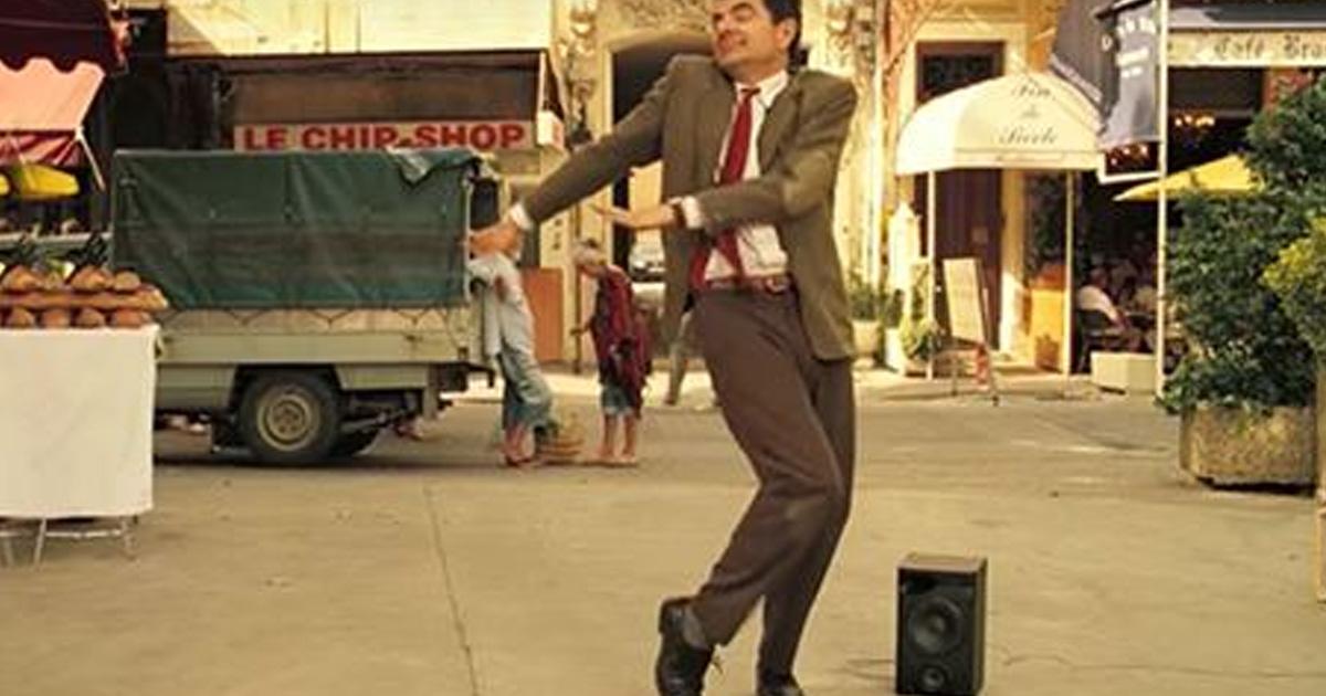 100 лучших танцевальных сцен из фильмов за 5 минут.