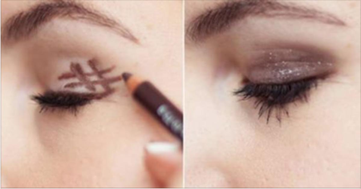Эти 17 хитростей макияжа глаз должна знать каждая девушка