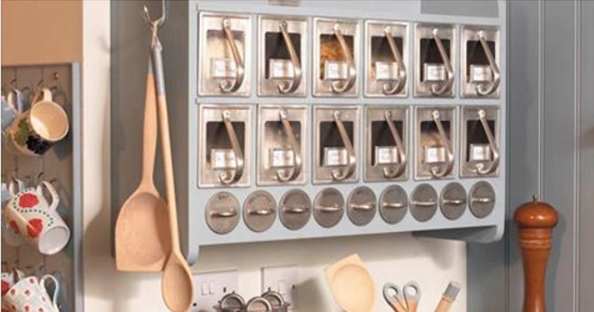 Лучшие идеи для удобства в маленькой кухне