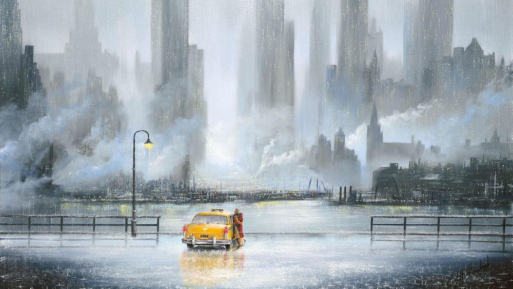 Великолепная музыка саксофона и романтические картины Джеффа Роуланда