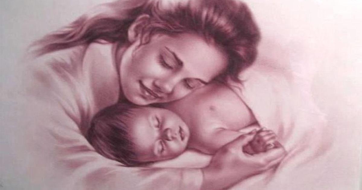 Трогательный стих «Ты только не болей, мой Зайчик сладкий, Прошу тебя, ты только не болей…»