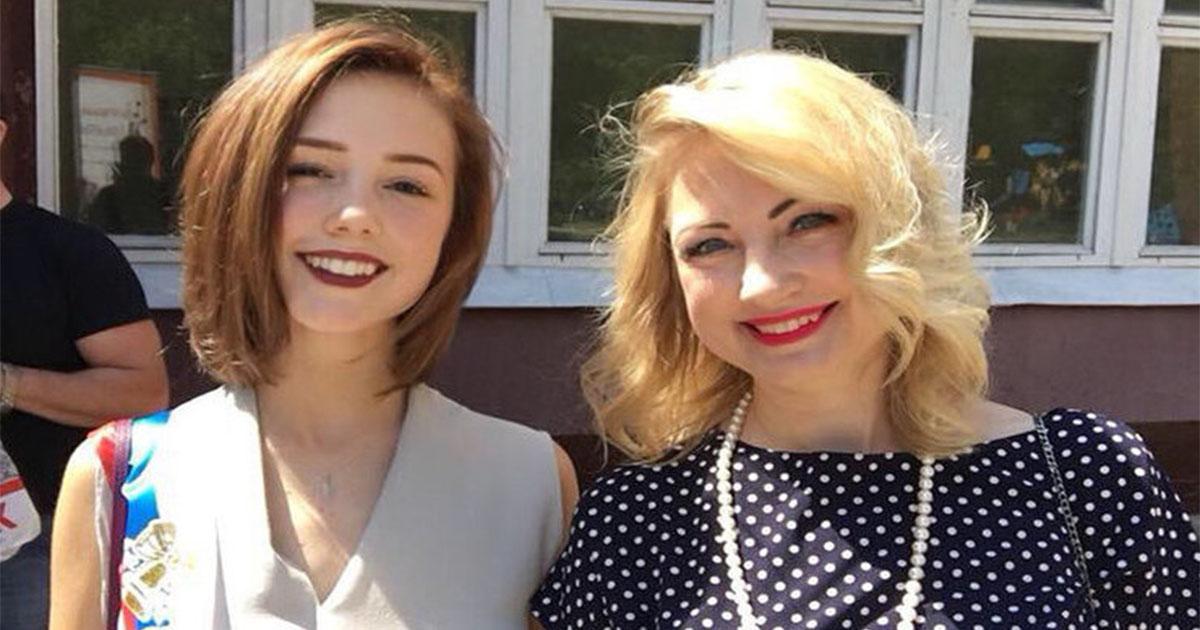 Звезда «Папиных дочек» Екатерина Старшова окончила школу с золотой медалью
