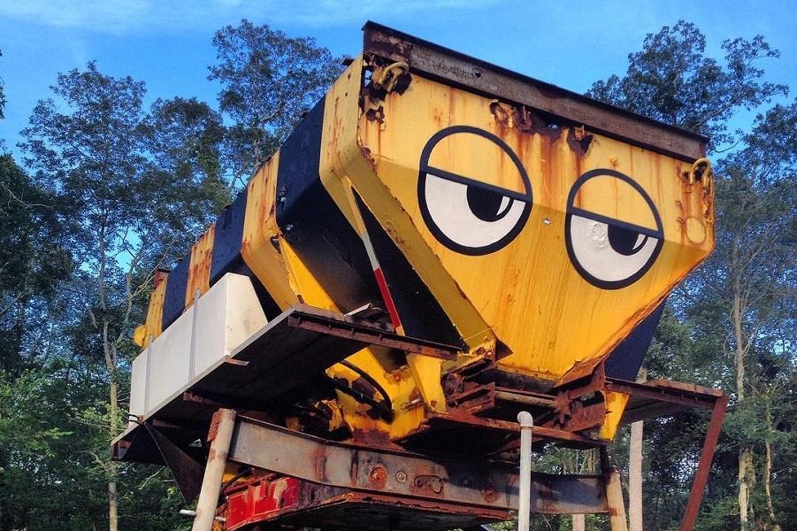 Когда вандализм прекрасен: яркий стрит-арт от неуловимого уличного художника