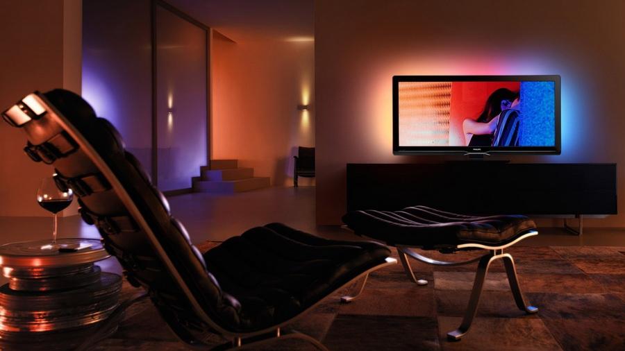 Рекомендации о том, какой размер телеэкрана подходит для вашей комнаты